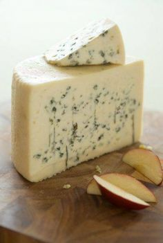 Rogue River Blue // What would you do with this beautiful block of #cheese?