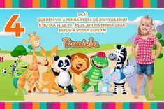 Convite digital personalizado Canal Panda 004