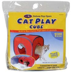 SportPet Cat Play Cube Cat Furniture
