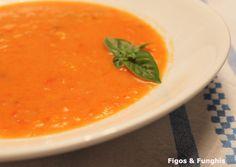 Sopa Prática de Tomate