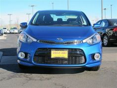 2014 Kia ForteKoup EX EX 2dr Coupe 6M Coupe 2 Doors Blue for sale in Littleton, CO Source: http://www.usedcarsgroup.com/used-kia-for-sale-in-littleton-co