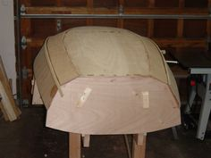 Building plywood boats