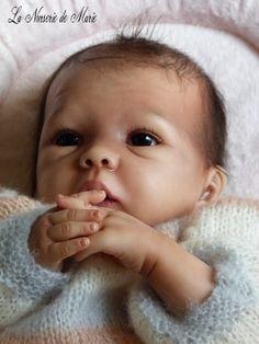 Steffi by Menna Hartog - Online Store - City of Reborn Angels Supplier of Reborn Doll Kits and Supplies ligner den ber til Gud 😍 Life Like Baby Dolls, Real Baby Dolls, Realistic Baby Dolls, Cute Baby Dolls, Newborn Baby Dolls, Real Doll, Reborn Baby Girl, Reborn Babies, Stuffed Animals
