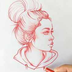 Girls in hoodies | Sketches | Pinterest | Girls, Drawings and ...