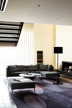 FLYMEe Noir Couch Sofa #interior #sofa #couchsofa #modern #black