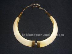 Foto Collar de autenticos colmillos de jabali Complementos moda