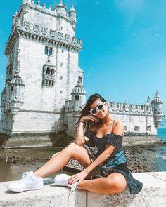 Lisboa, Portugal Plane Photography, Amazing Photography, Spain And Portugal, Portugal Travel, New Travel, Travel Goals, Travel Pictures, Girl Pictures, Foto Instagram