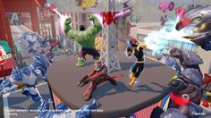 ONE: Disney Infinity 2.0 incluirá personajes de Guardianes de la Galaxia
