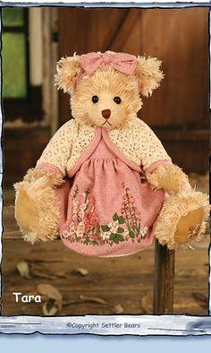 Settler Bears - Leading The World in Dressed Bears Tara
