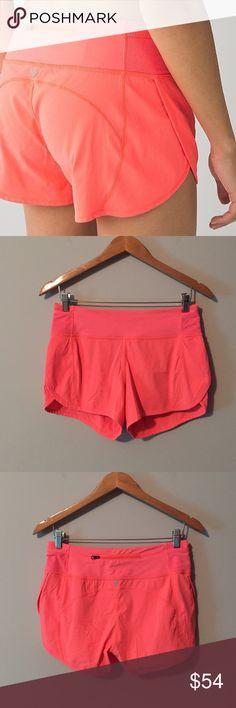 Selling this Lululemon real quick shorts on Poshmark! My username is: lnation818. #shopmycloset #poshmark #fashion #shopping #style #forsale #lululemon athletica #Pants