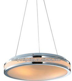 Stilriktige UFO-saucer-pendantlamper