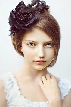 Model Anastasiya Logvinova