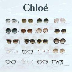Quem adora uma novidade?  Então corre que a coleção nova de #Chloe já chegou nas #oticaswanny #wannynews ✔️ Também online: www.oticaswanny.com