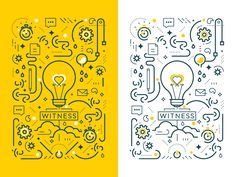 The Creative Process - Mind by Vy Tat
