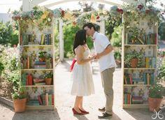 Interesting and unusual wedding arch, wedding arch, wedding arch ideas, Wooden wedding arch, weddings,