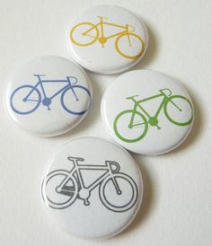 Heck yes......bike magnets all over my home office filling cabinets, the near vintage gray ones :)