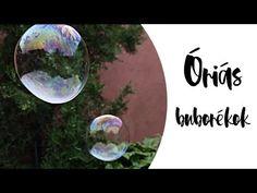 (174) A gigantikus szappanbuborékok titkos receptje   INSPIRÁCIÓK 1 PERCBEN - YouTube