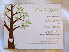 Save the dates- second choice @Kate Koehler