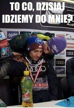 Stefan Kraft, Andreas Wellinger, Best Memes, Funny Memes, Rangers Apprentice, Ski Jumping, Skiing, Athlete, Humor