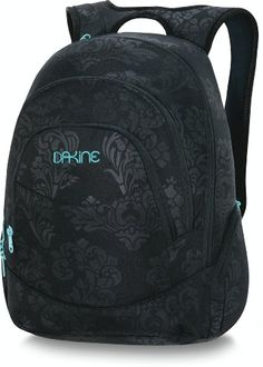 Dakine Girls Prom BackPack (Flourish, 18 x 12 x 9-Inch) - http://activelifeessentials.com/outdoor-activities/backpacks/dakine-girls-prom-backpack-flourish-18-x-12-x-9-inch/