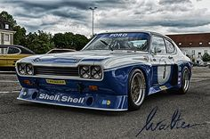 ,Ford Capri RS