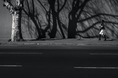 """Haunting Shadows"" by Danie Bester Fine Art, Black and White, Street Photography Tilt and Shift Lens"