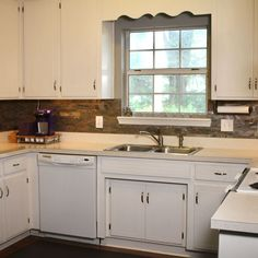 Steph's kitchen has been in need of a backsplash since she moved into her house three years ago. During the refresh of her newly purchased house, we chose a sto…