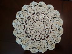 """This video is part one of how to crochet the Mantilla Doily Pattern. Feel free to share this video and Please click """"Subscribe"""" to get updates of new videos...."""