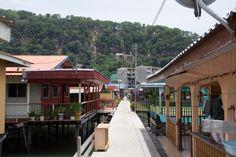 Water village Sandakan