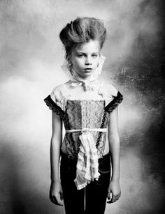 "circus mag:  Photography © Margeurite Oelofse's ""Infants of Velazquez"""
