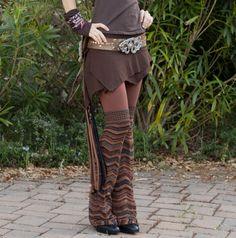 Mini Pixie Skirt