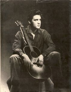Elvis Presley - 1958 photo photo shoot from King Creole