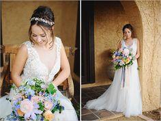 beautiful wedding hair accessory @weddingchicks