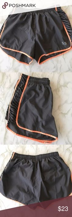 Victoria's Secret Pink Grey and Orange Shorts Victoria's Secret Pink Grey and Orange Shorts These Pink by Victoria's Secret shorts are a must have. With animal print and orange trim, these fun and flirt shorts will make working out while looking good a breeze! Preowned from a smoke free home, in great used condition, with some fading on the logo as shown. Check out the rest of my closet to create your own custom bundle. PINK Victoria's Secret Shorts