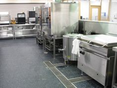 Our Industrial Kitchen Floors Withstand Severe Abuse In The Same Environments Where Conventional Flooring And Epoxy