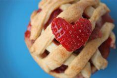 Strawberry Tarlet