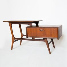 TV Table van Louis Van Teeffelen 1960