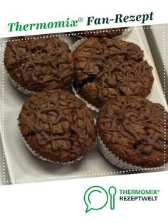 filled Nutella muffins from ChiaraK. A Thermomix ® recipe from the Baking Sweet category www.de, the Thermomix® Community. Thermomix Desserts, Healthy Desserts, Nutella Recipes, Cake Recipes, Nutella Muffins, Cupcakes, Food Cakes, Sweet Tooth, Food And Drink