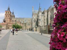 Catedral de Astorga #CaminoDeSantiago Turigrino.com