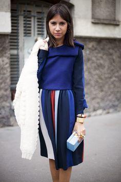gracespain:  Lovely dress  Natasha Goldenberg