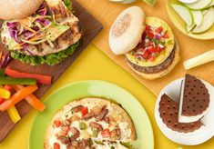 The Nutrisystem for Men plans promotes that men will lose 18 pounds and 8 inches in their very first month. The diet includes many tasty meals and snacks. Pizza, burgers and ice cream are just a few food items you will find on this weight loss program specially designed for men! #icecream #weightloss #burgers #tastymeals #nutrisystem