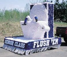Flush 'Em float. Great if we don't have to have a theme.