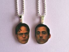 Michael Scott and Dwight Schrute Best Friend by SassyStickers