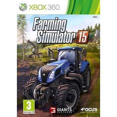 #Farming #simulator 15 xbox 360 game #brand new,  View more on the LINK: 	http://www.zeppy.io/product/gb/2/371455924810/