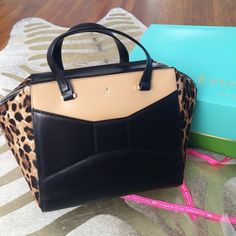 Kate Spade 2 Park Avenue Beau Bag   Spotted on @songofstyle