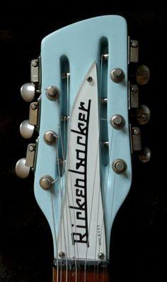 Rickenbacker love!