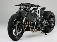 """SUZUKI GSX-R HAYABUSA """"SERPENT"""" BY RANSOM MOTORCYCLE"""