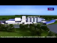 Feed Mill Turnkey Project