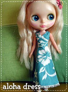 »Aloha Dress  Patterns xoxo, Blythe