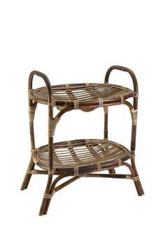 Kobu Natural Rattan Table - Brown by Coastal Decor: Design Wish List on @HauteLook